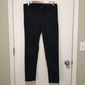 H and M stretch pants